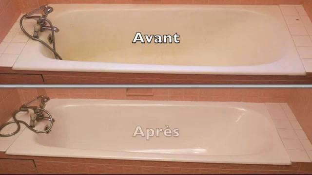 voici comment faire briller facilement sa baignoire e. Black Bedroom Furniture Sets. Home Design Ideas